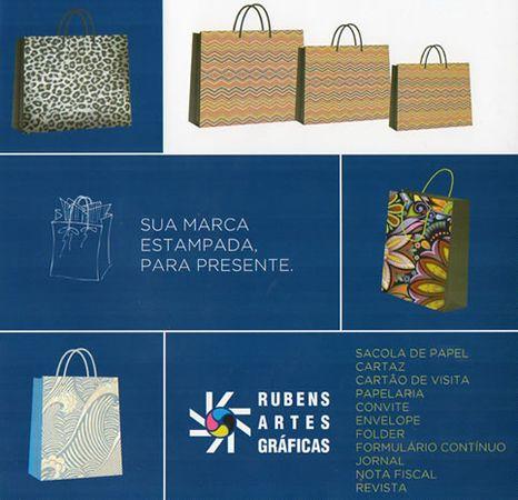 Rubens Artes Gráficas - 35 Anos