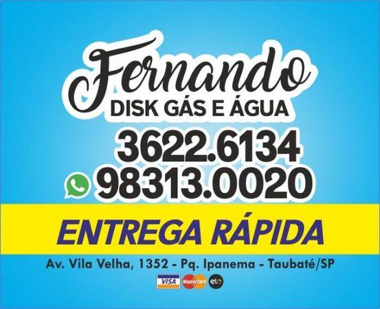 Fernando Disk Gás e Água