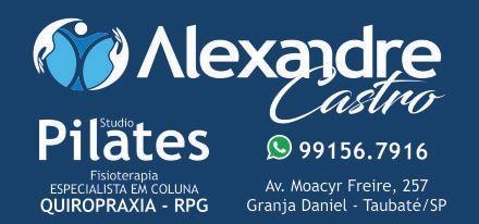 Alexandre Castro - Studio Pilates