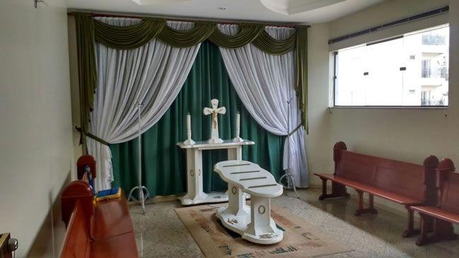 Velório Sagrada Família e Funerária Taubaté