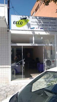 Ecco Ar Condicionado - Ambientes Climatizados - Painéis Fotovoltaicos - Vendas e Instalações
