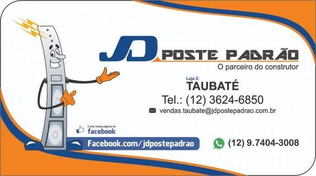 JD Poste Padrão Taubaté