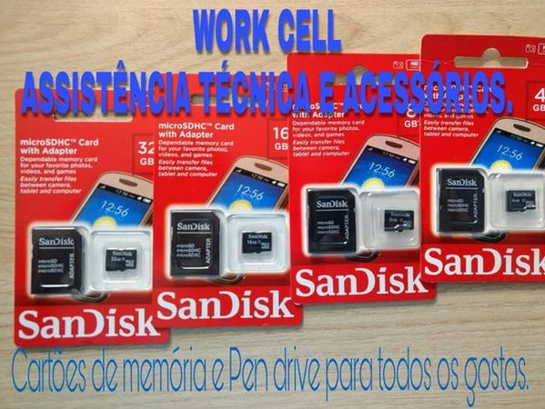 Work Cell Assistência Técnica e Acessórios