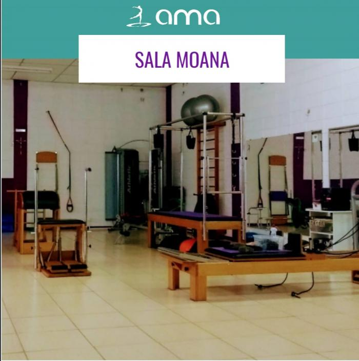 Ama - Pilates e Terapias Integradas