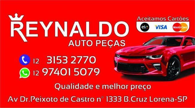 Reynaldo Auto Peças - Disk Peças