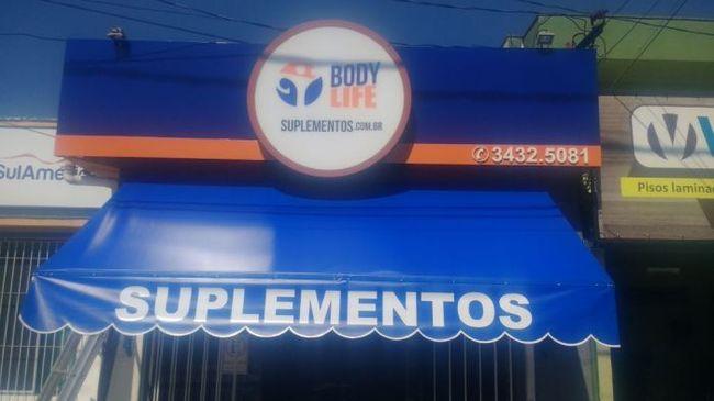 Body Life Suplementos