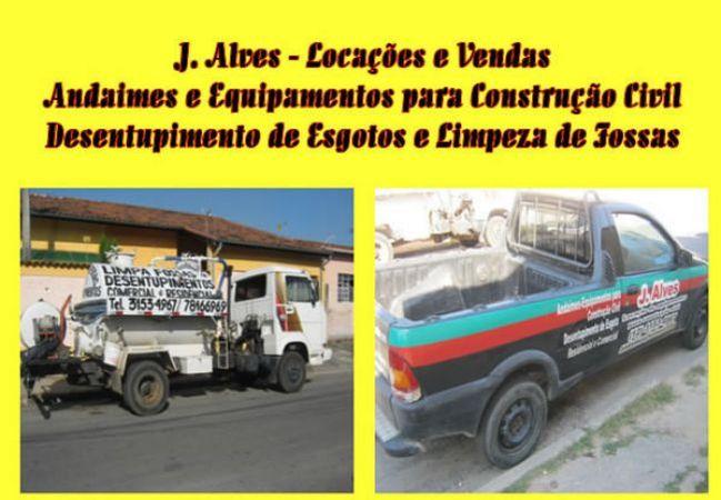 J. Alves - Locações e Vendas de Andaimes e Eq. para Construção Civil