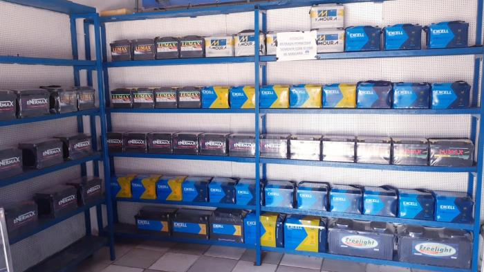 Baterias Farol - Disque Baterias