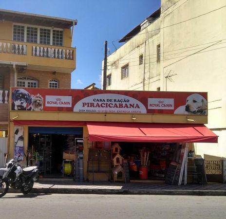Piracicabana - Casa de Rações - Entrega Grátis