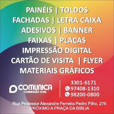 DR Adesivos / Comunica Comunicação Visual