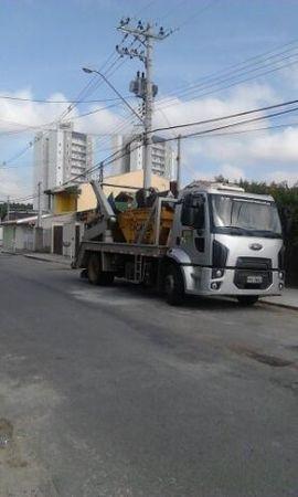 Aluguel Caçamba Maior