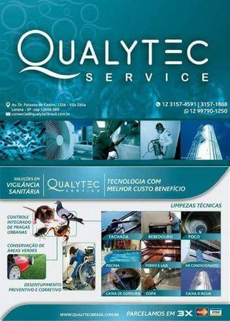 Qualytec Service - Limpeza e Dedetização