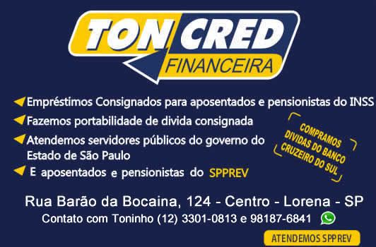 TonCred Financeira