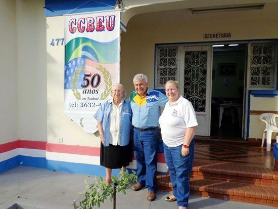 CCBEU - Taubaté - 50 Anos