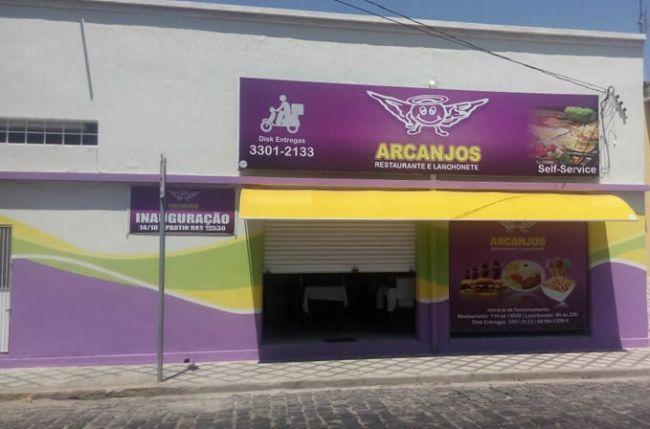 Arcanjos Lanchonete - Disk Entregas