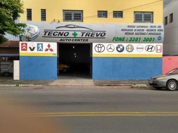 Centro de Reparação Automotiva Tecno Trevo