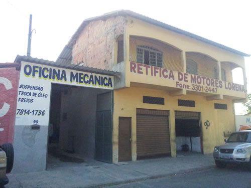 Retífica de Motores Lorena