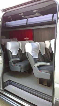 LjL Vans Locadora & Transporte Viagens em Geral