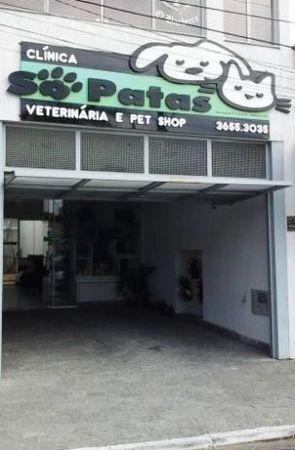 Só Patas Clínica Veterinária e Pet Shop