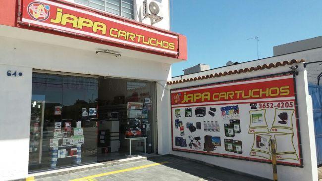 Japa Cartuchos e Informática