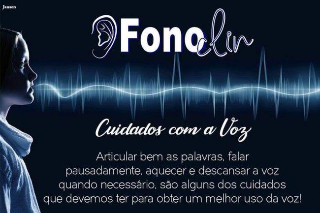 Fonoclin - Clínica de Fonoaudiologia