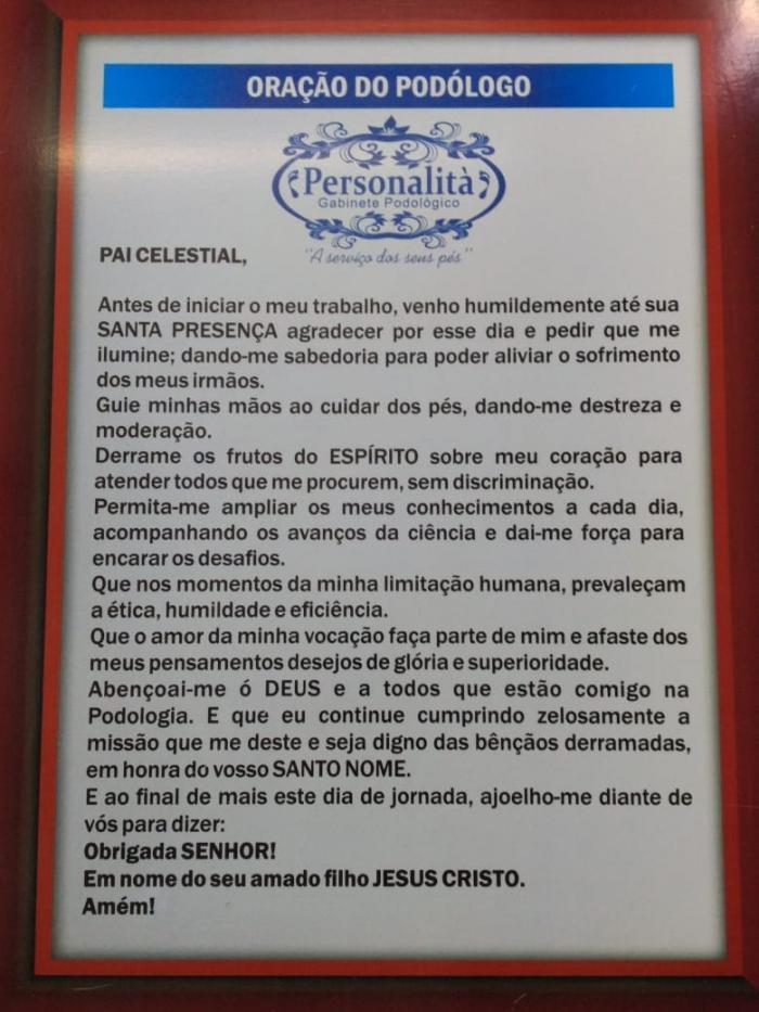 Personalità Gabinete Podológico