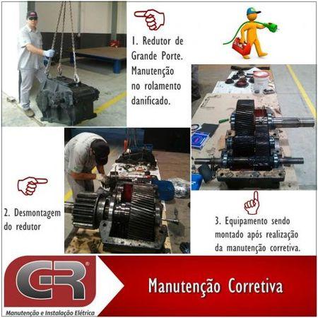 GR Manutenção e Instalação Elétrica