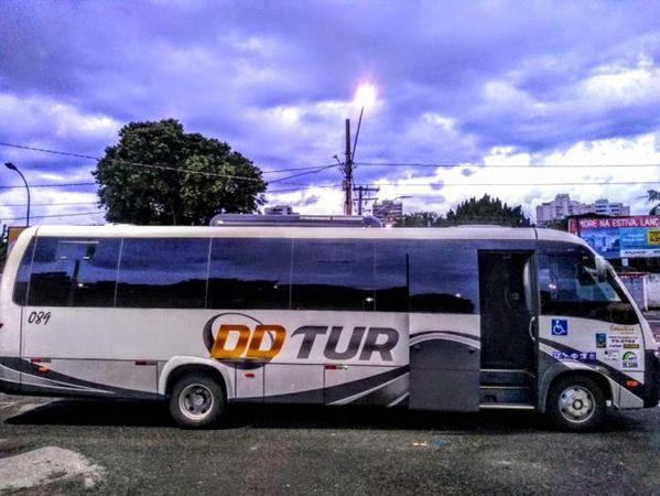 DD TUR - Locadora de Veículos