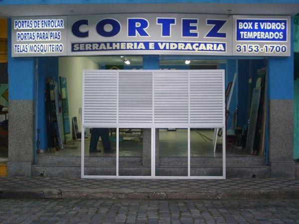 Cortez Serralheria e Vidraçaria