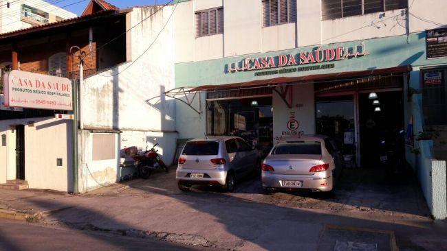 Casa da Saúde - Produtos Médico Hospitalares