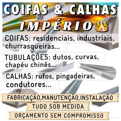 Império Calhas & Coifas