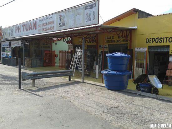 Depósito PH Tuan