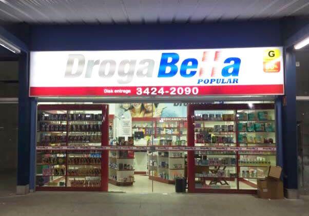 Droga Bella Popular - Semar Jaraguá