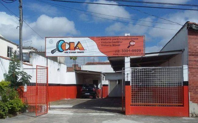 Cia Centro de Inspeção Automotiva Lorena