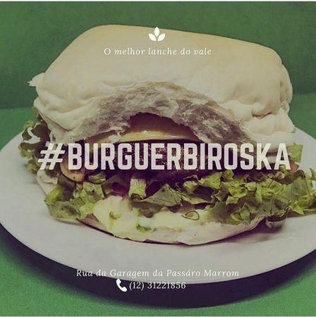 Biroska Burger