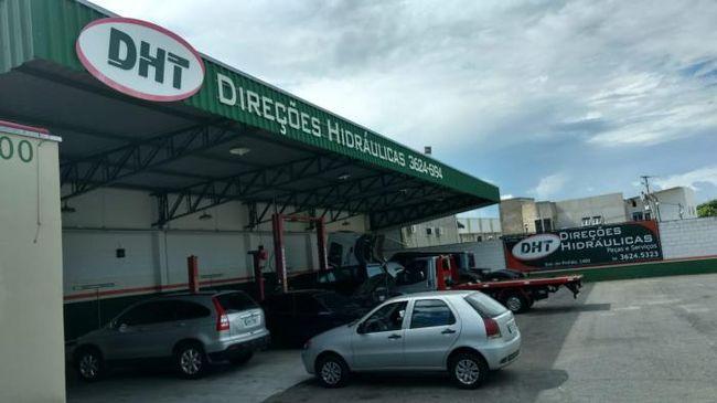 DHT Direções Hidráulicas, Elétricas e Manuais