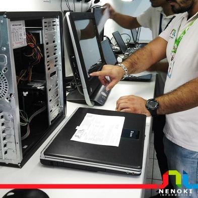 Nenoki Informática Câmeras, Alarmes e Informática