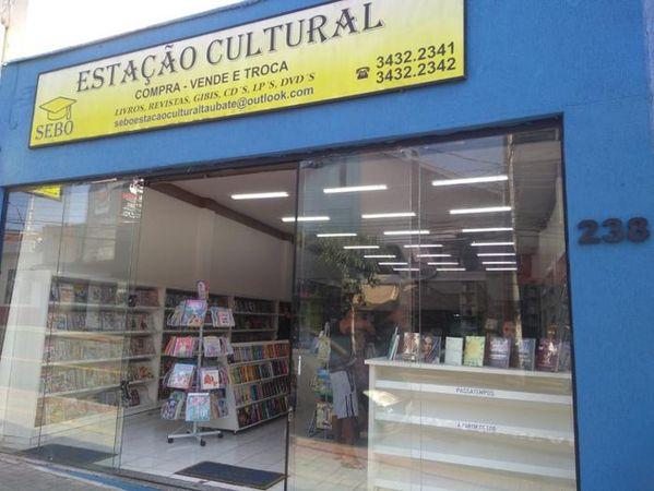 Sebo Estação Cultural