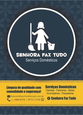 Senhora Faz Tudo - Serviços Domésticos