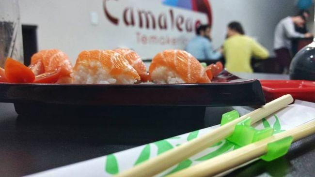 Camaleão Temakeria - Delivery e À la Carte