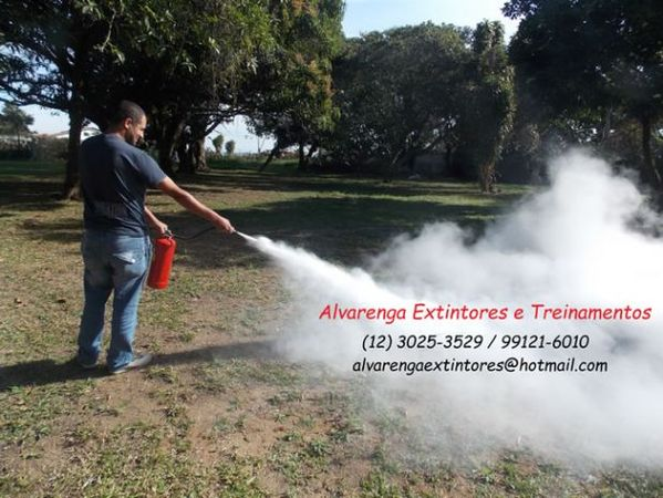 Alvarenga Extintores e Treinamentos