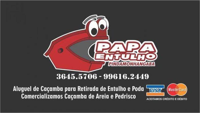 Papa Entulho - Caçambas Bonfim