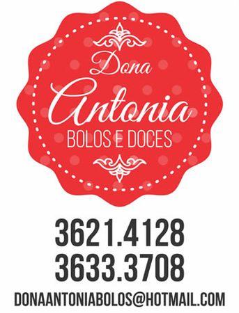 Dona Antonia - Bolos e Doces a Pronta Entrega Todos os Dias