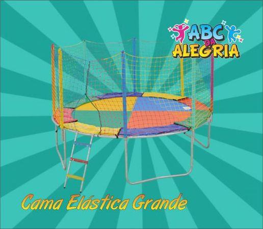 ABC da Alegria - Aluguel de Brinquedos
