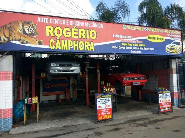 Rogério Câmphora Auto Center e Oficina Mecânica