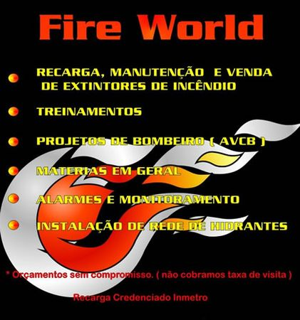 Fire World Extintores