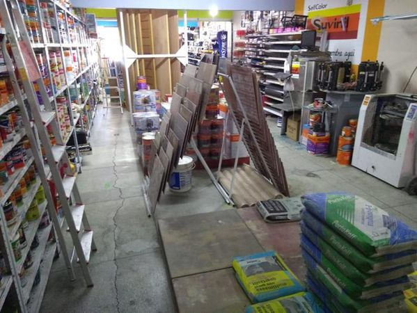 ConstruTarga - Materiais para Construção e Acabamento