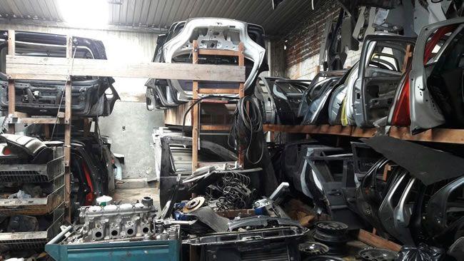 Mustang Auto Peças