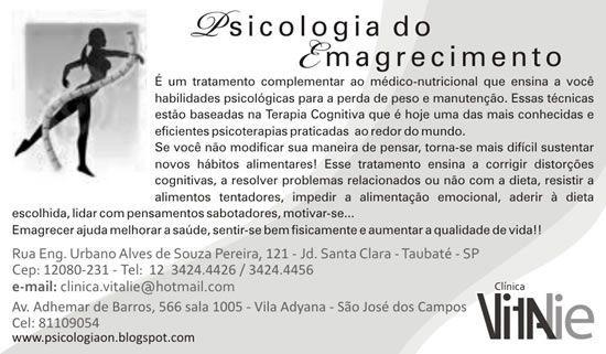 Dra. Tatiana Fernandes S. de Paula CRP 06/82686