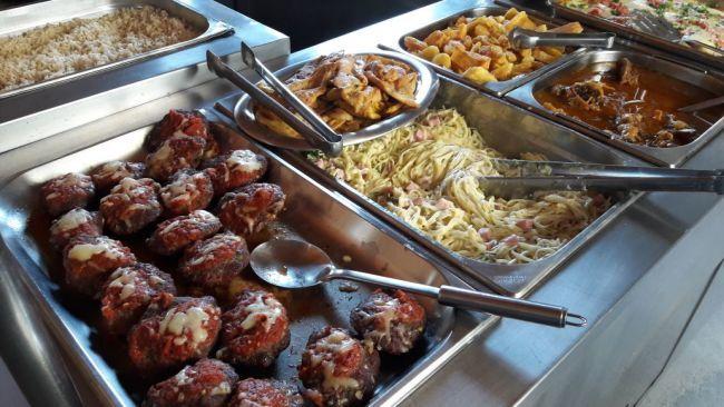 Restaurante e Buffet Café & Prosa